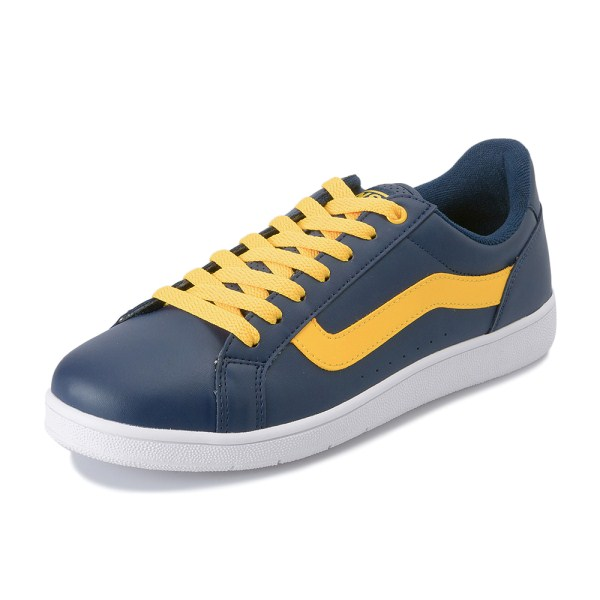 【VANS】SURFACE ヴァンズ サーフェイス V2129 18SM NAVY/YELLOW