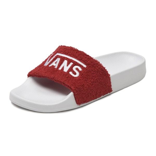 【VANS】OVERS ヴァンズ オーバーズ V7588PILE RED/WHITE