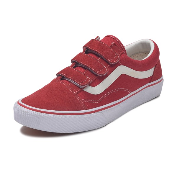 【VANS】 OLD SKOOL EZ DX ヴァンズ オールドスクールEZ DX V36EZ+ RED