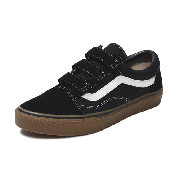 【VANS】OLD SKOOL EZ DX ヴァンズ オールドスクール EZ DX V36EZ+ BLACK/WHITE/GUM