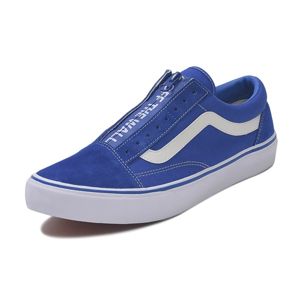 【VANS】OLDSKOOL DX ZIP ヴァンズ オールドスクールDX ZIP V36CL+ ZIP2 18SM BLUE