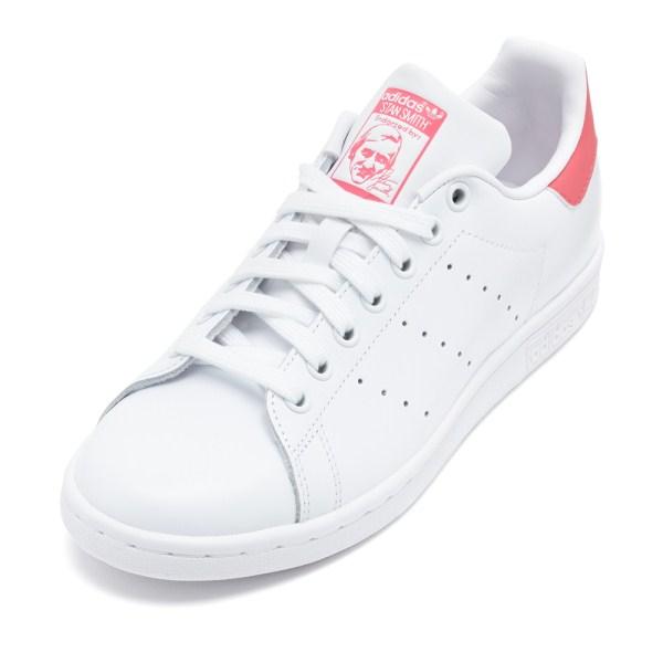 レディース 【adidas】アディダスオリジナルス STAN SMITH FD スタンスミス FD F36576 *WHT/WHT/PNK
