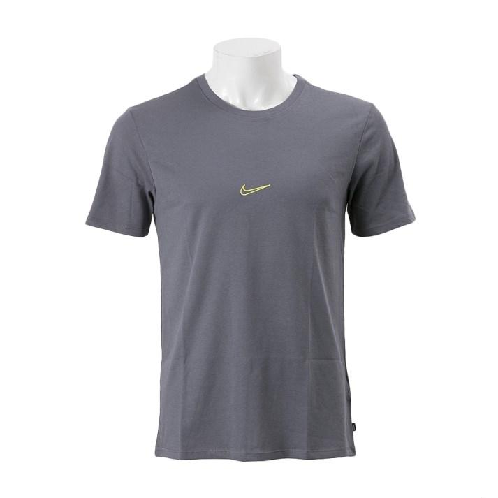 【NIKE ウェア】 ナイキウェア M SB DF トロピカル Tシャツ 911941-021 021D.GRY/DYM