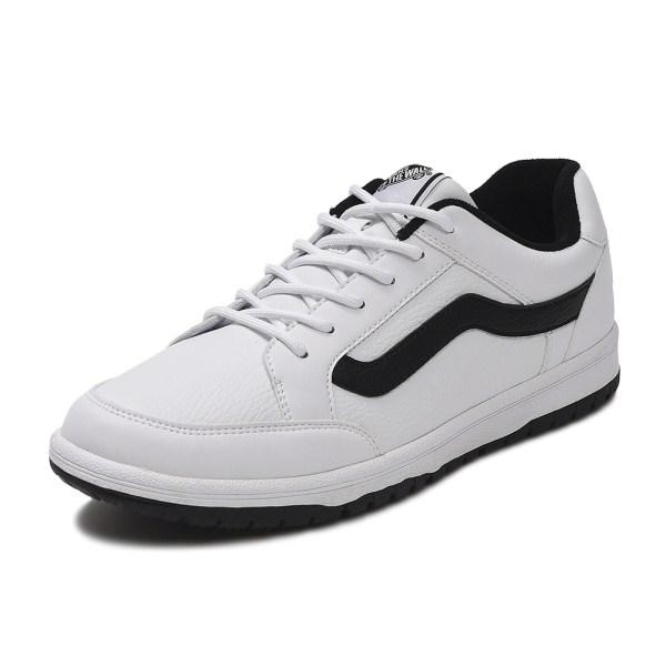 【VANS】GRANBY ヴァンズ グランビー 防水・冬靴 V8090 WHITE/BLACK