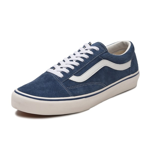 【VANS】OLD SKOOL DX ヴァンズ オールドスクールDX V36SCL+ BLUE ASHES