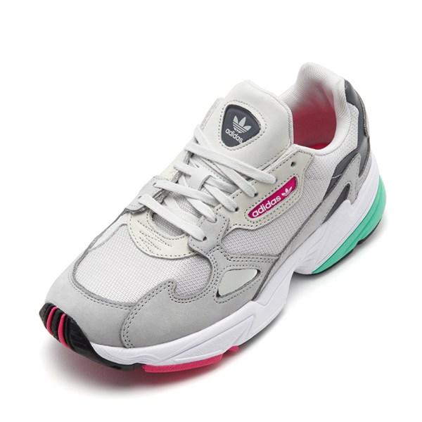 レディース 【adidas】 アディダスオリジナルス FLCN W ファルコン F35269_ ABC-MART限定 *GRY/GRY/GRY