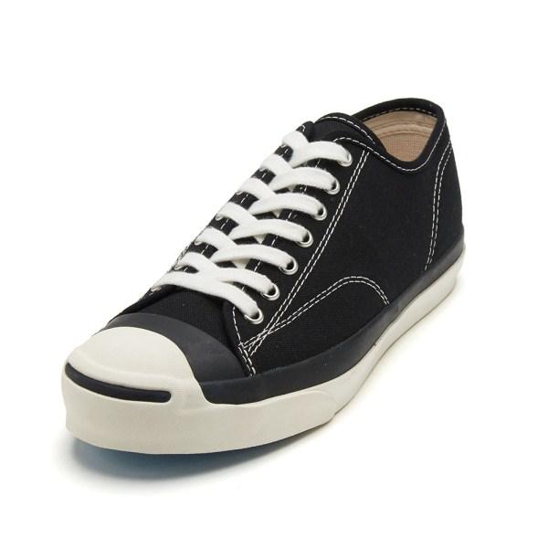 【CONVERSE】 コンバース JACK PURCELL RET COLORS ジャックパーセル RET カラーズ 32263521 BLACK