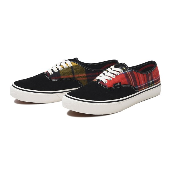 【VANS】AUTHENTIC DX ヴァンズ オーセンティック DX CHK V44CL+ CHK BLACK/CHECK