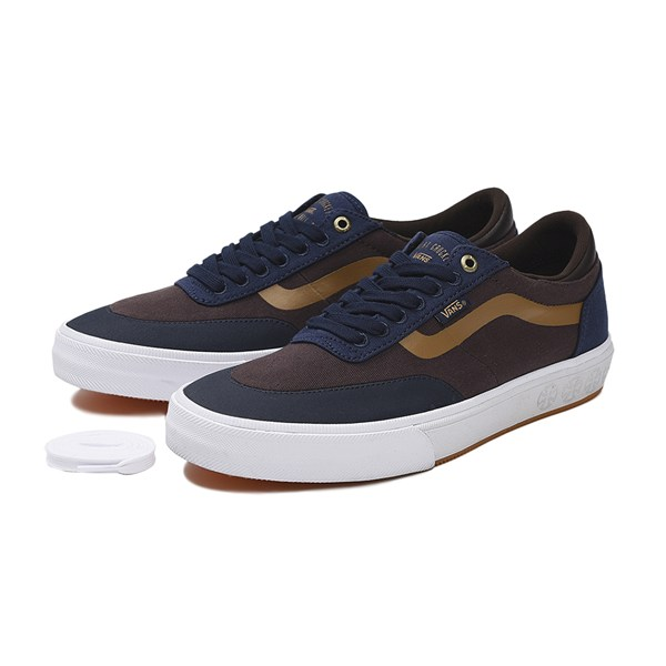 【VANS×INDEPENDENT】GILBERT CROCKETT 2 PRO ヴァンズ ギルバートクロケット2プロ VN0A38COUHL (IDPDT)D.BLUES