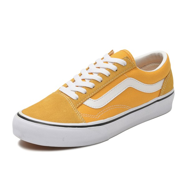 【VANS】OLD SKOOL DX ヴァンズ オールドスクール V36CL+ COL YELLOW