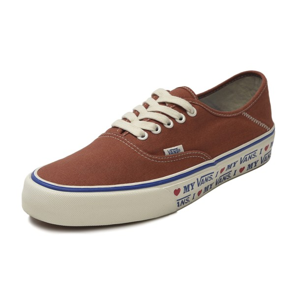 【VANS】AUTHENTIC SF ヴァンズ オーセンティック SF VN0A3MU6VLA (S.W)POTER CLAY