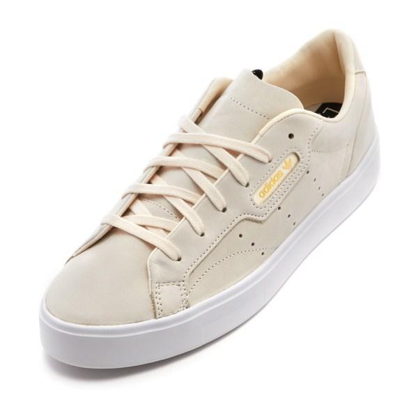 【adidas】 アディダスオリジナルス adidas SLEEK W スリーク EF3057 ABC-MART限定 *ECRUTINT/ETINT