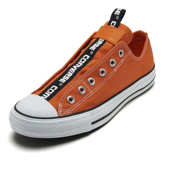 【CONVERSE】 コンバース ALL STAR LOGOTAPE SLIP OX オールスター ロゴテープ スリップ オックス 32863433 ABC-MART限定 *...