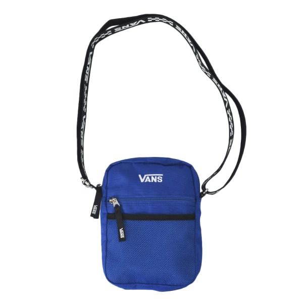 【VANS】VANS MINI BAG ヴァンズ ミニバッグ CD-UB02 19SP BLUE