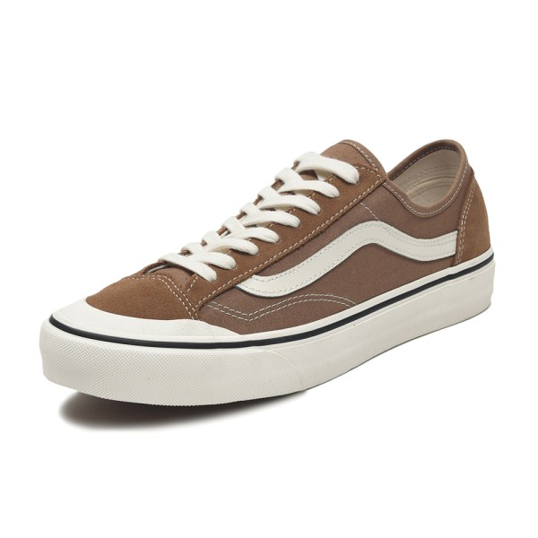 【VANS】STYLE 36 DECON SF ヴァンズ スタイル36 デコンSF VN0A3MVLXMT LION/MARSH