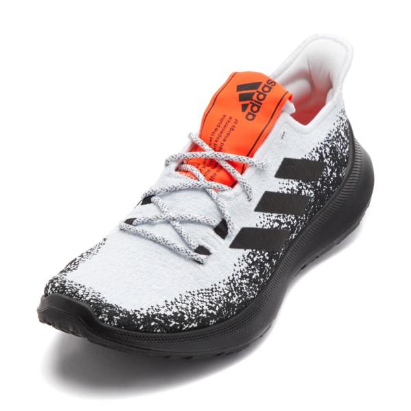 【adidas】 アディダス sensebounce + m センスバウンス G27478 WHITE/BLACK