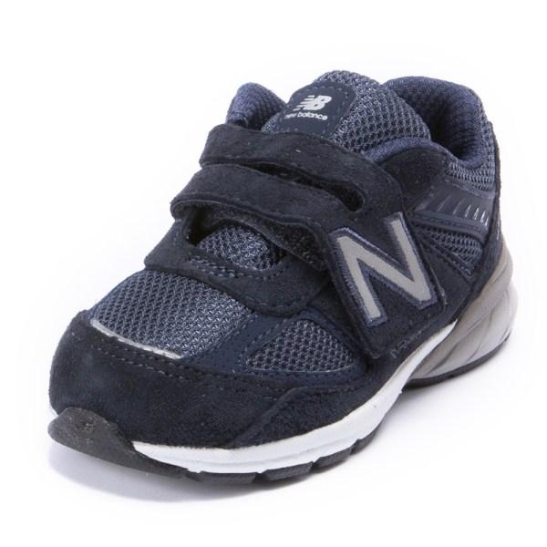 ベビー 【New Balance】 ニューバランス IV990GL5 (13-16) NAVY(NV5)