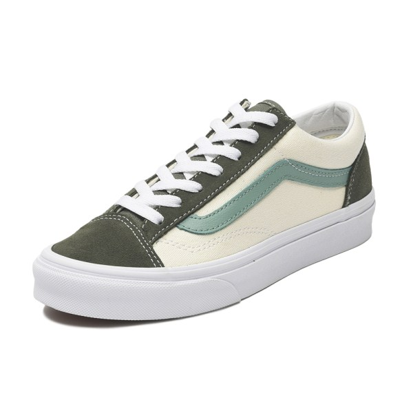 【VANS】STYLE 36 ヴァンズ スタイル36 VN0A3DZ3VY0 (R.SPORT)D.GRN