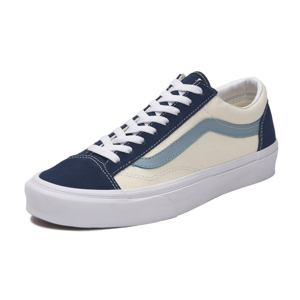 【VANS】STYLE 36 ヴァンズ スタイル36 VN0A3DZ3VY1 (R.SPORT)G.SEA
