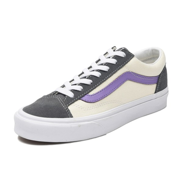 【VANS】STYLE 36 ヴァンズ スタイル36 VN0A3DZ3VY3 (R.SPORT)Q.SHAD
