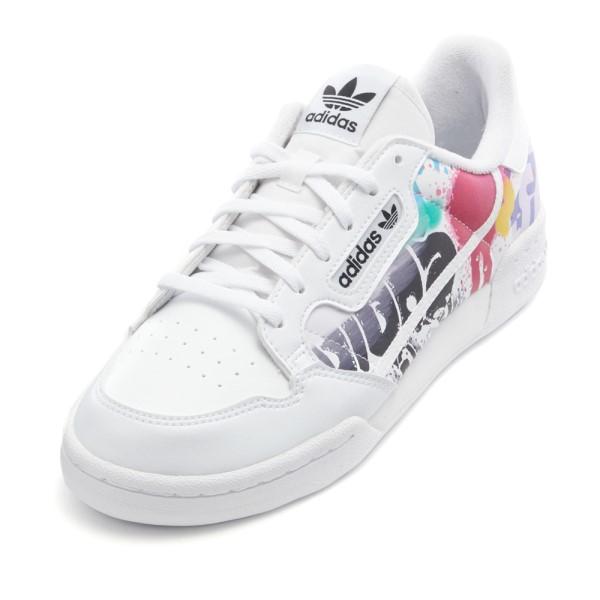 レディース 【adidas】 アディダス CONTINENTAL80C コンチネンタル EE6484 WHT/WHT