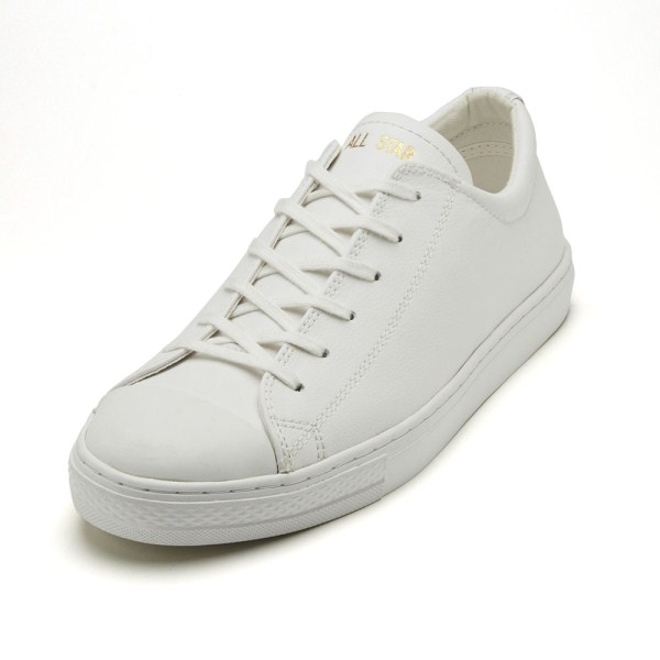 【CONVERSE】 コンバース ALL STAR COUPE LEATHER OX オールスター クップ レザー オックス 31300290 WHITE