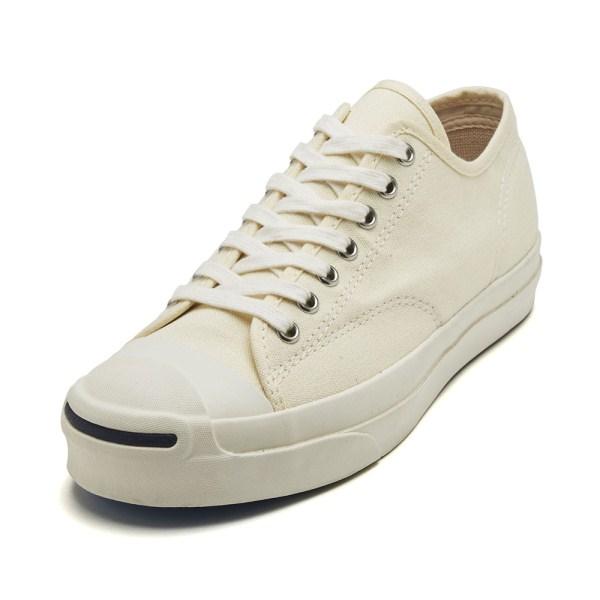 【CONVERSE】 コンバース JACK PURCELL RET COLORS ジャックパーセル RET カラーズ 33300101 WHITE