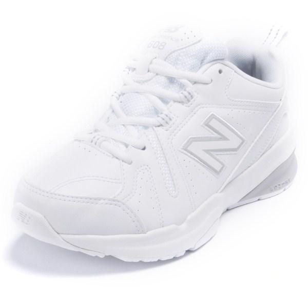 レディース 【New Balance】 ニューバランス WX608SW5(2E) WHITE(W5)