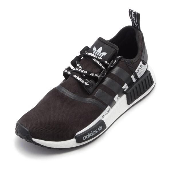 【adidas】 アディダス NMD_R1 エヌエムディー FU6829 ABC-MART限定 BLACK/BLACK