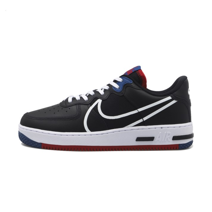 【NIKE】 ナイキ AIR FORCE 1 REACT エア フォース 1 リアクト CT1020-001 001BLK/WHT
