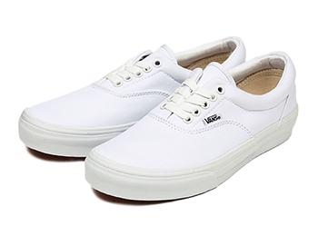【VANS】 ヴァンズ ERA エラ V95CLA T.WHITE