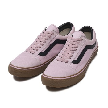 【VANS】 ヴァンズ OLD SKOOL DX オールドスクール DX V36CL+ 17FA PINK/BLACK/GUM