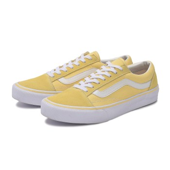 【VANS】 OLD SKOOL DX ヴァンズ オールドスクール DX V36CL+ PRIMROSE YELLOW