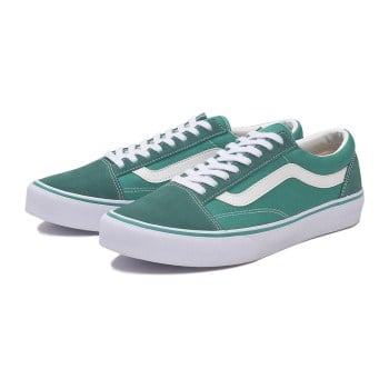 【VANS】 OLD SKOOL DX ヴァンズ オールドスクール DX V36CL+ PEPPER GREEN