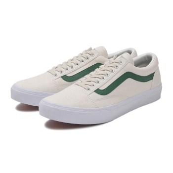 【VANS】OLD SKOOL DX ヴァンズ オールドスクール DX V36CL+ CVS W.WHITE/GREEN