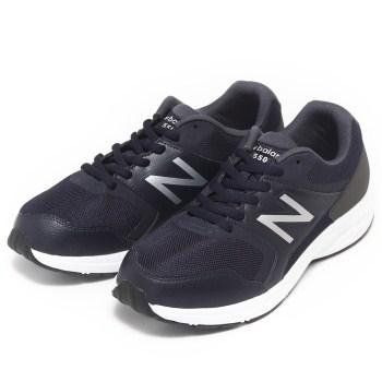 【NEW BALANCE】 ニューバランス MW550NV1(4E) NAVY(NV1)