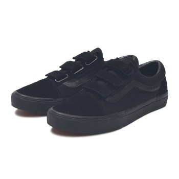 【VANS】 OLD SKOOL EZ DX ヴァンズ オールドスクールEZ DX V36EZ+ M.BLACK