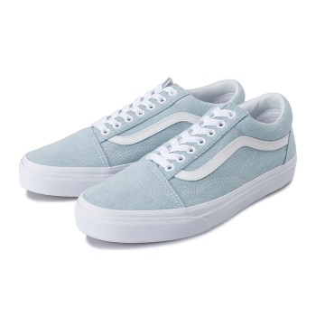 【VANS】 OLD SKOOL ヴァンズ オールドスクール VN0A38G1Q8P (DENIM)B.BLUE