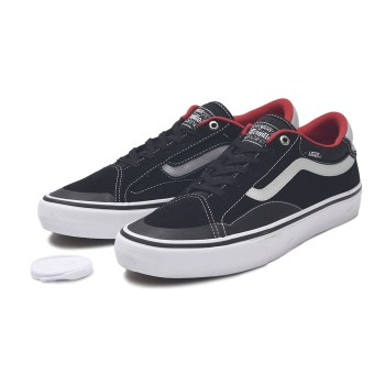 【VANS】TNT ADVANCED PROTOTYPE ヴァンズ TNTアドヴァンスドプロトタイプ VN0A3TJXBWT 18SM BLACK/WHITE/RED