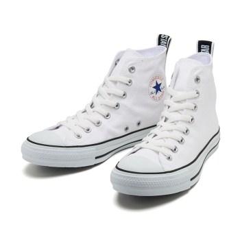 【CONVERSE】 コンバース ALL STAR LOGOTAPE HI オールスター ロゴテープ ハイ 32962020 WHITE