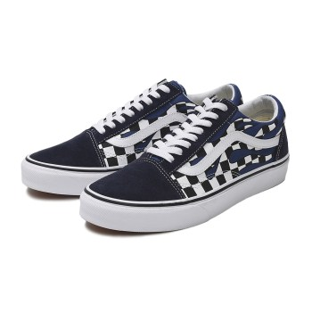 "【VANS】""UP IN FLAMES"" OLD SKOOL ヴァンズ アップインフレーム オールドスクール VN0A38G1RX6 (C.FLM)NVY/WHT"