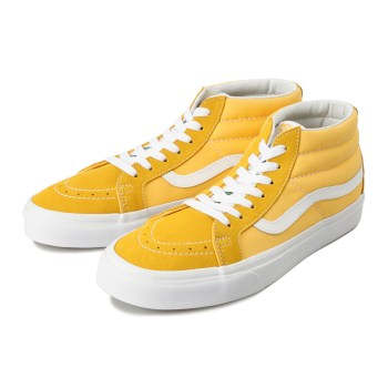 【VANS】SK8-MID REISSUE ヴァンズ スケートミッドリイシュー VN0A391FTOX (B.T)S.YELLOW