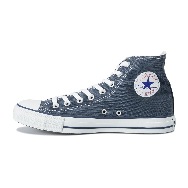 【CONVERSE】 コンバース ALL STAR HI 3206 キャンバス オールスター HI ALL STAR HI NAVY(US) 0185