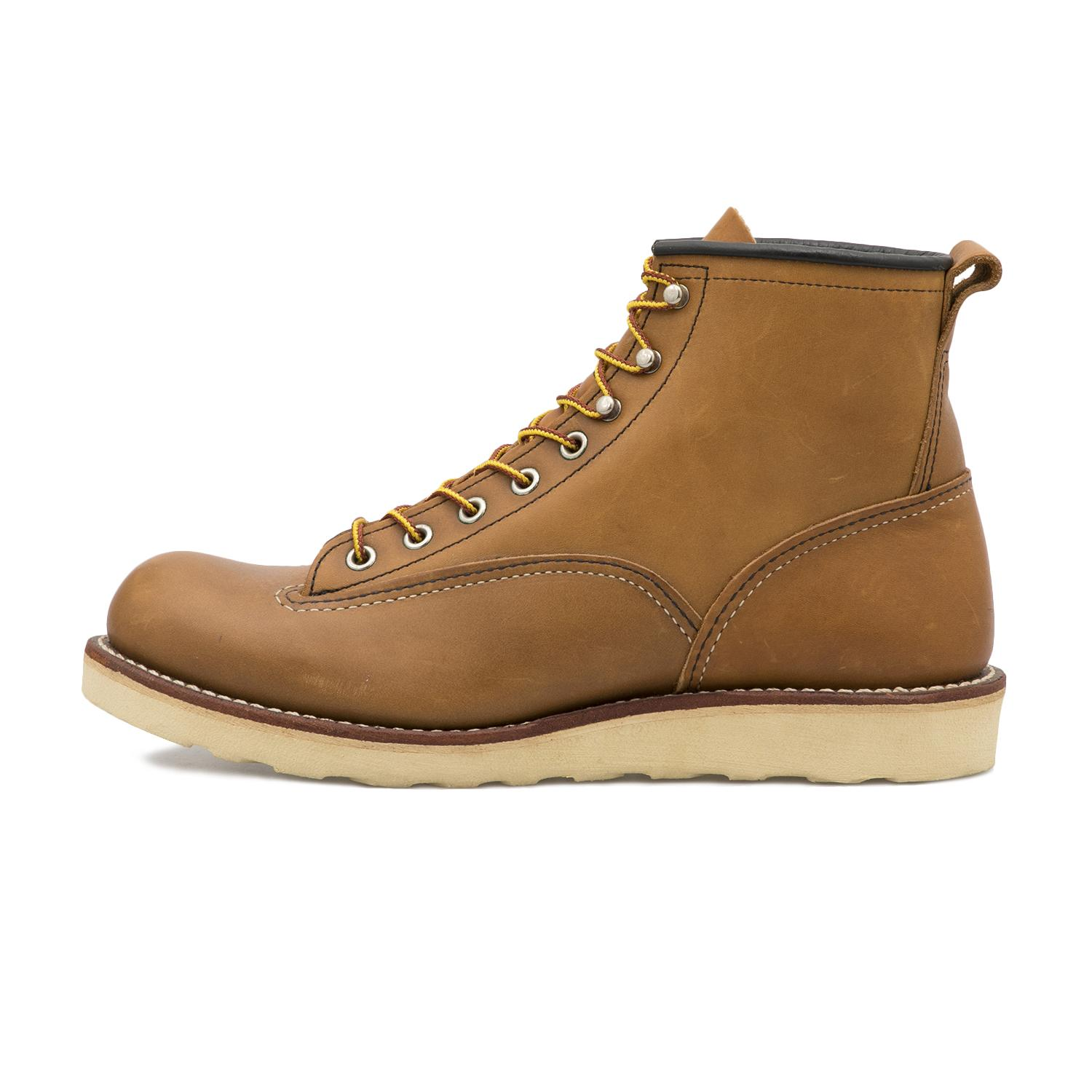 【RED WING】 6'LINEMAN BOOTS 6インチ ラインマンブーツ 2904 BROWN