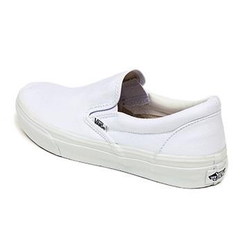 【VANS】 ヴァンズ SLIP ON スリッポン V98CLA T.WHITE
