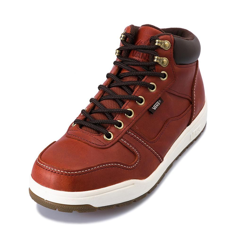 【VANS】 ヴァンズ WORKER BEE ワーカービー V2552SNOW FG/RED BROWN