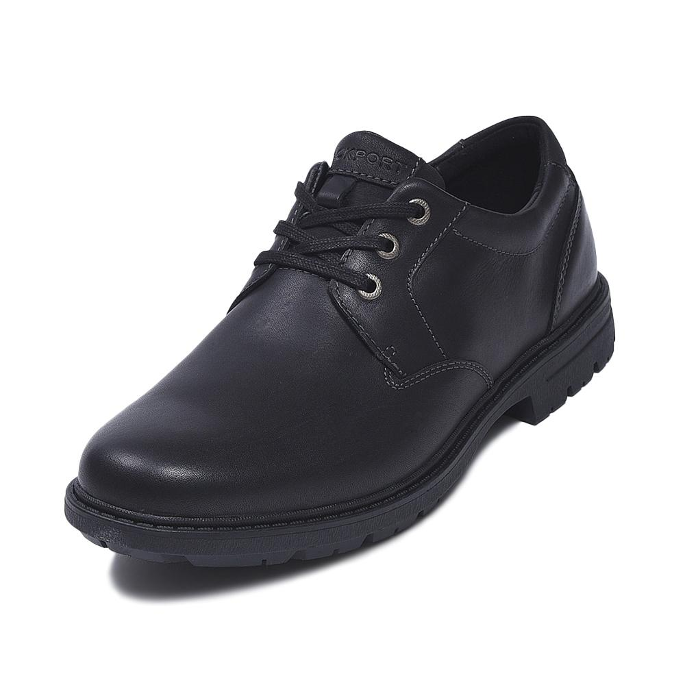 【ROCKPORT】 TOUGH BUCKS WP PLANE TOE タフバックスWP プレーン CG7536 BLACK
