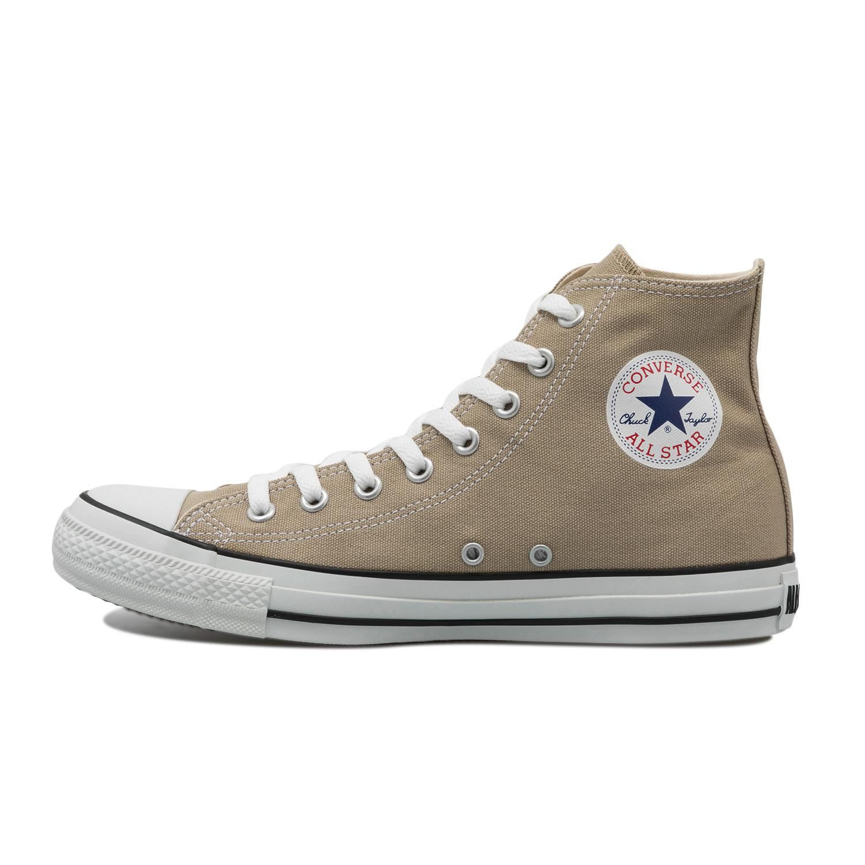 【CONVERSE】 コンバース CANVAS ALL STAR COLORS HI キャンバス オールスター カラーズ ハイ 32664389 BEIGE