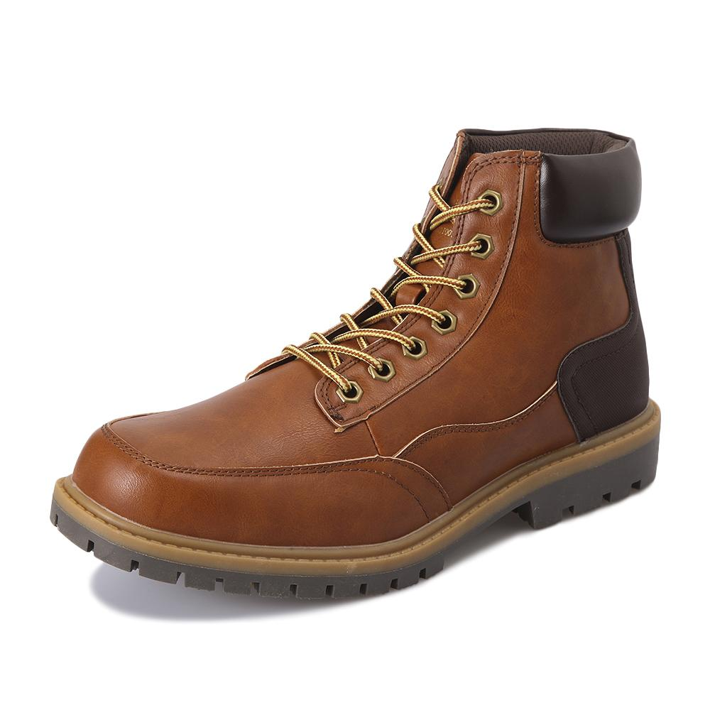 【HAWKINS】 ホーキンス LACE UP BOOTS レースアップブーツ HL84005 BROWN