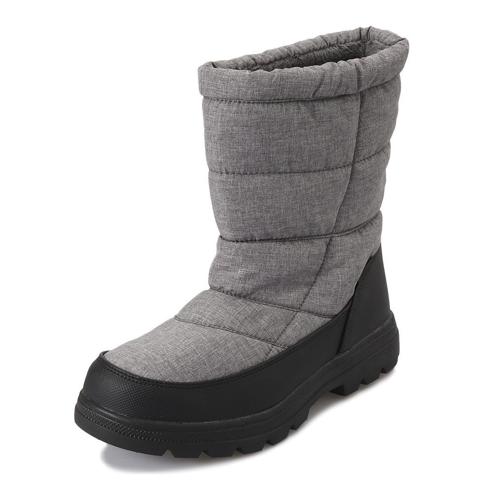 【HAWKINS】 ホーキンス SNOW BOOTS スノーブーツ HL85003 GRAY